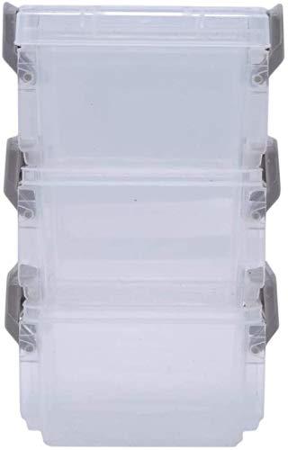 Caja de almacenamiento, cesta larga, estrecha, cómoda, cajón, organizador con 5 cubos plegables, para el hogar o el dormitorio