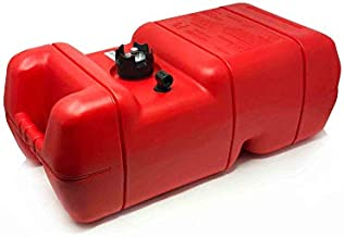Five Oceans 6 Gallon Portable Fuel Tank Low-Permeation with Gauge FO-3312-1