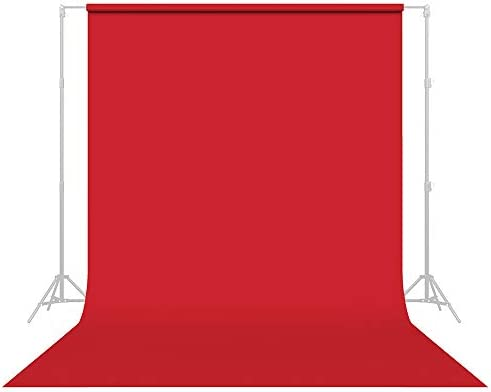 Savage Seamless Background Paper - #8 Primary Red (107 in x 36 ft)