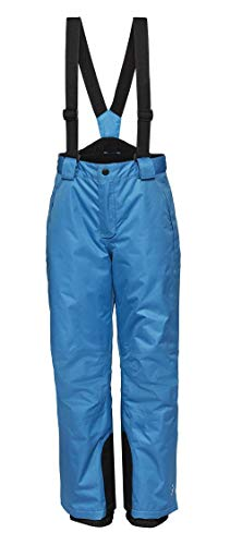Crivit Jungen Skihose Snowboardhose Schneehose Winterhose Thermohose (Blau I, 122/128)