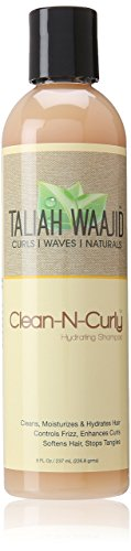 Taliah Waajid Curls, Waves and Naturals Clean-N-Curly, 8 Ounce