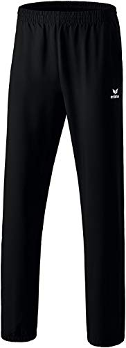 Erima Herren Miami Präsentationshose 2.0, schwarz, M/L