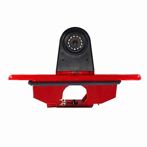 Caméras de recul Troisième feu Stop en Remplacement de la Lampe d'arrêt pour Fiat Scudo Citroen Jumpy /Peugeot Expert/ Toyota Proace 2007 - 2016
