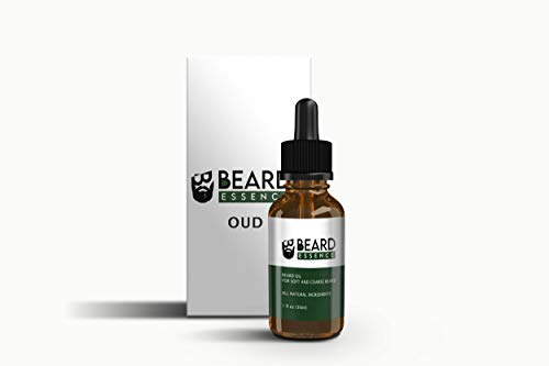 Aceite de barba con aroma natural de jojoba, argán dulce, almendra, pura, vitamina E, aceite para hombre, suave y fortalece la barba, 30 ml