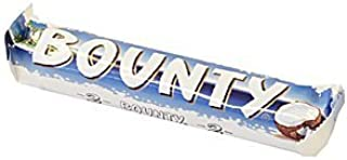 4-pack of Bounty Coconut Chocolate Bars (228g / 8oz)