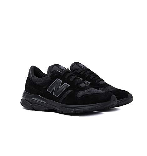 New Balance Made in England 770 Tonal Black Trainers - UK 10
