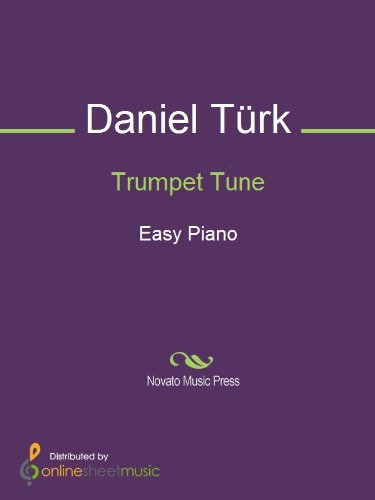 Trumpet Tune (English Edition)