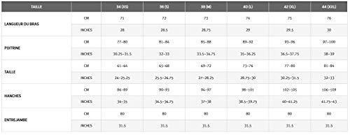 GORE Wear Atmungsaktive Damen Trägerhose, Mit Sitzpolster, C3 Women Thermo Bib tights+, 34, Schwarz, 100329 - 5