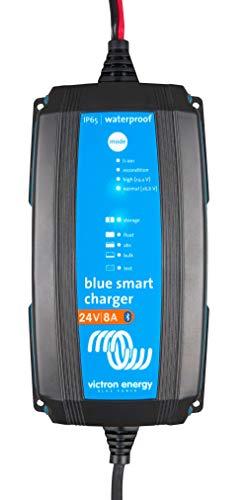 Victron Energy Blue Smart IP65 24-Volt 8 Amp Cargador de batería (Bluetooth)