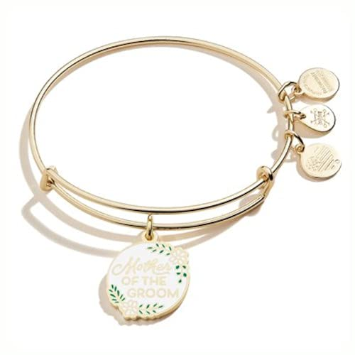 Alex and Ani Bridal Expandable Bangle for Women, Mother of the Groom...