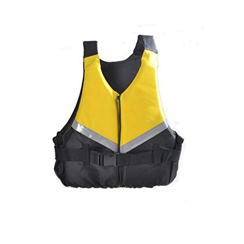 Sale!! HJAZ Inflatable Life Jacket Child Swim Vest for Snorkeling, Swimming, Outdoor Play, Size: XS, S, M, Color: Blue, Green, Orange, Pink, Yellow in The Water, The Protection of Life.