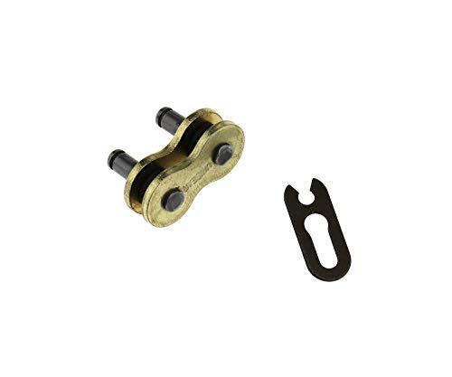 Create Idea 520H DID Cadena de conexión Master Link Gold Split/Clip Motocicleta Dirt Bike