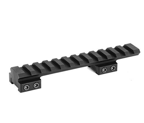 EGW HD CZ 527 16mm Picatinny Rail 0 MOA 80928 Includes Vibra-Tite Thread Locker, Torx Bit & Screws