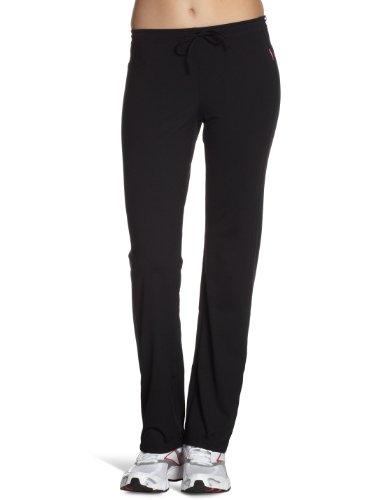 Venice Beach Damen Kurze Hose Jazzy Short Pants, schwarz(990), M