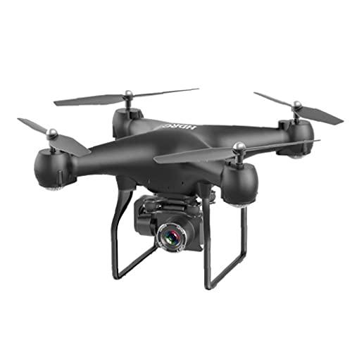 H12 Mini Drone Professional Aerial Photography Photography Version con fotocamera HD WiFi FPV Drone 3D Flips, APP Control GRAVITY SENSOR MODE1 Batteria nero 4K, fotocamera