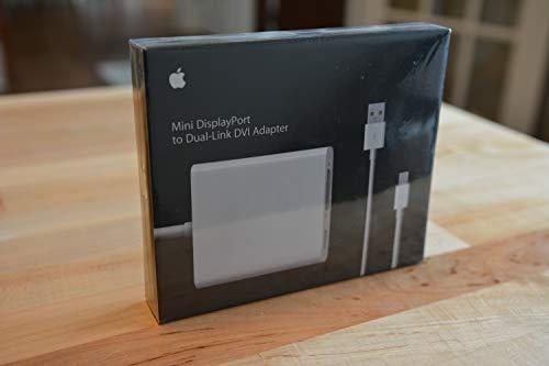 Mini DisplayPort a DVI Dual-Link adattatore