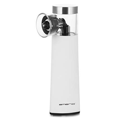 Emerio PM-211798 Pfeffermühle, Salzmühle, Gewürzmühle, mit Kippsensor-einfach 90° Kippen und sie startet automatisch, Kunststoff