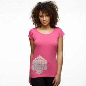 Dare 2b peeky T Pop de Rose T-Shirt pour Femme Taille 38