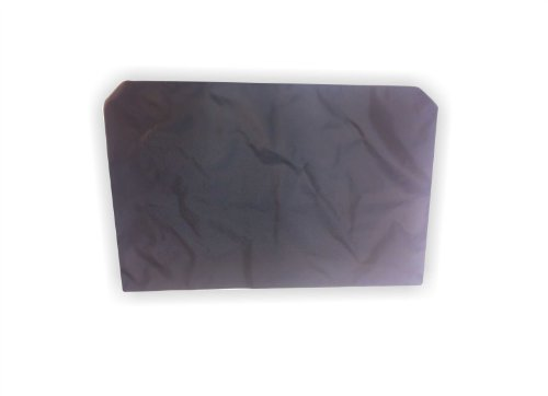 Black Nylon Dust Cover Designed for Articulating and Large Microscopes. 35'w X 22'h