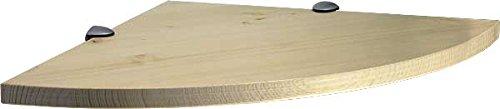 IB-Style - Eckregal | 2 Abmessungen | 3 Dekore | Stärke 18 mm | Regalsystem Wandregal Eckregal |...
