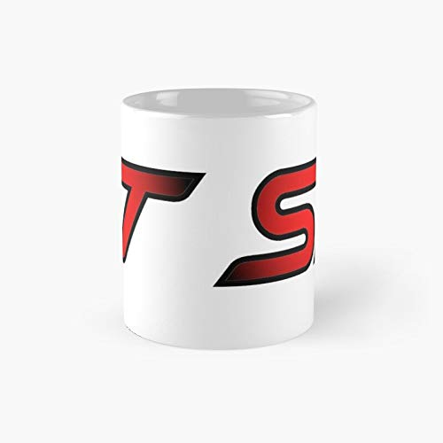 Ford St Logo Fiesta Focus Classic Mug | Mejor regalo divertido tazas de café 11 oz