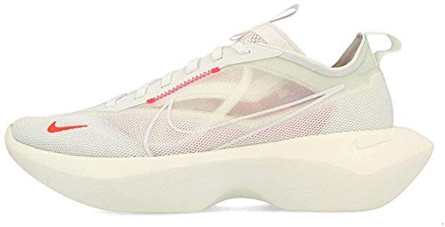 Nike Damen Vista Lite Laufschuh, Blanco/Carmesí Láser/Polvo Fotón, 39 EU