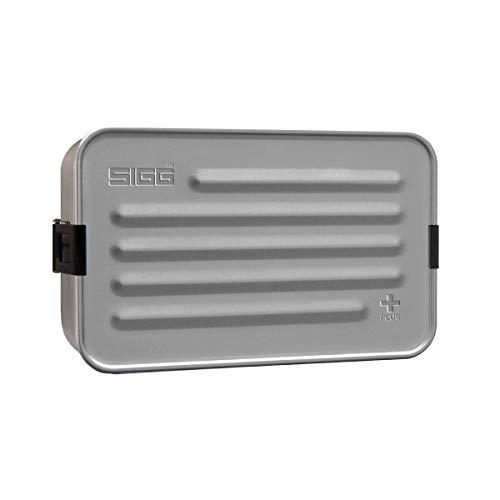 Sigg Plus Einwandig, Aluminium, Schwarz/Grau, L