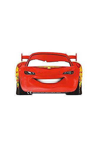 Disney Cars Party Maskers 6 stuks