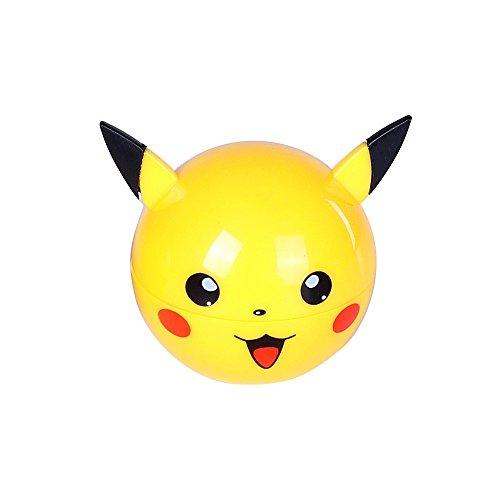 Pokemon Herbs, Spice and Tobacco Grinder with Pollen Catcher (Pikachu)
