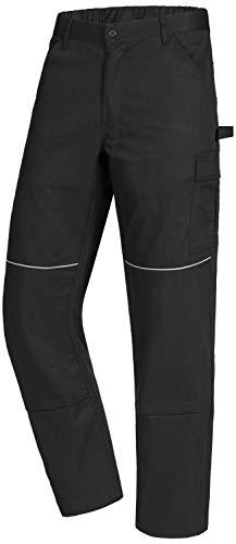 ACE Handyman Männer-Cargohose - Bundhose für die Arbeit - Schwarz - 28