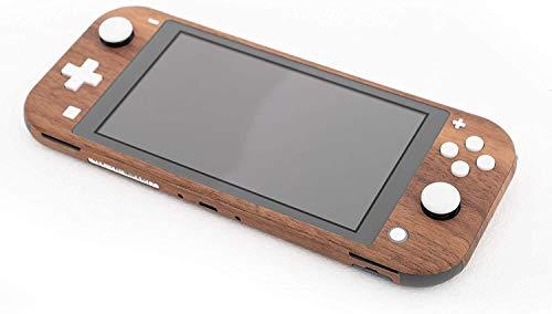 Nintendo Switch Lite 本体 用 スキンシール カバー シール ケース 木目調 高級素材 側面対応 丈夫で長持ち 保護 ナチュラルウッド 高級感のある手触り 簡単に貼り付け可能 ニンテンドースイッチライト (ナチュラルウッド)