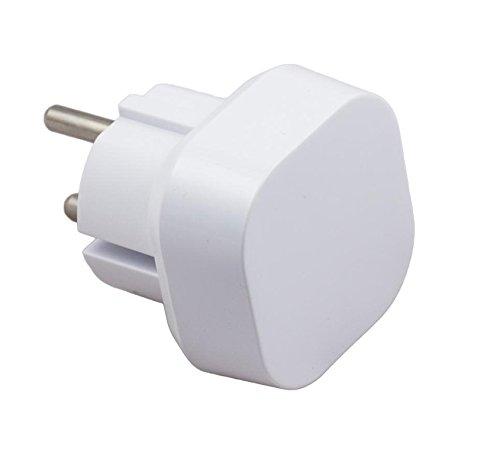 Aeotec AEOEZW117 Range Extender 6 EU Plug Reichweitenverstärker 6 (Typ F), 230 V, Weiß
