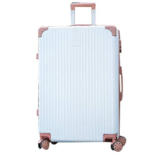 LYYAN Luggage, Unisex Style, Large-capacity Trolley Case, Retractable, Universal Wheels Can Rotate Freely, Quiet And Wear-resistant
