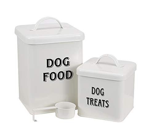 Morezi Pet Food and Treats Containers Set