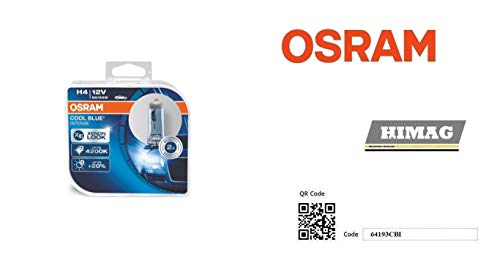 64193cbi PAR lámparas H4Xenon Osram Cool Blue intensas V/w 4200K