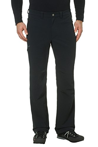 VAUDE Herren Hose Men's Strathcona Pants, Black, 48, 034020104480