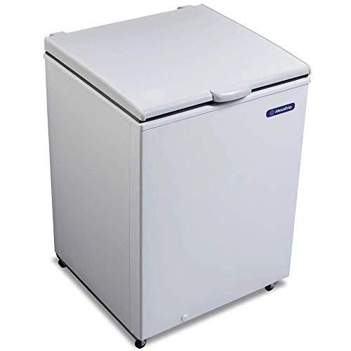 Freezer Horizontal 170l Dupla Ação Metalfrio 220v