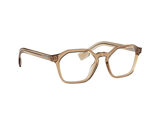 Burberry BE2294 - Montature per occhiali da vista 3504-49, colore: Trasparente BE2294-3504-49