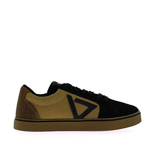 Ade Inward Sneaker Uomo HP95731 Brown Black Gum (Numeric_44_Point_5)