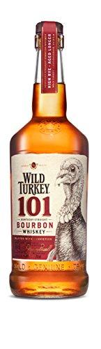 Wild Turkey 101 Kentucky Straight BOURBON Whiskey 50,5% - 700ml