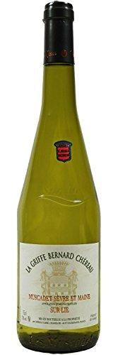 Muscadet Sur Lie, La Griffe Bernard Chéreau, Chéreau-Carré (Loire), 2019 - Vin Blanc