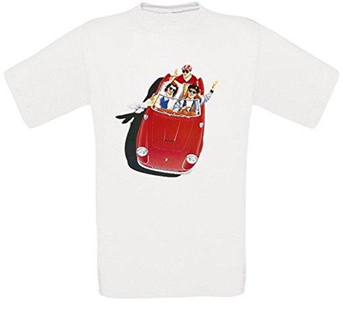 Ferris Macht Blau T-Shirt (L)