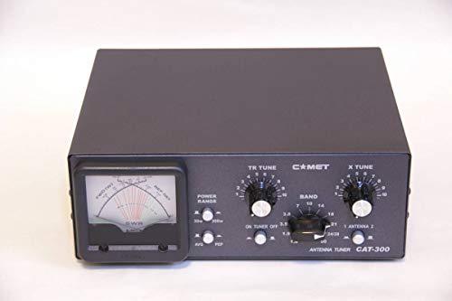 Comet CAT-300 COMET コメット アンテナチューナー