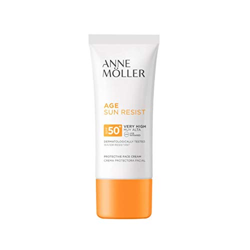Anne Möller Anne Möller Age Sun Resist Face Cream Spf50+ 50 Ml - 50 ml