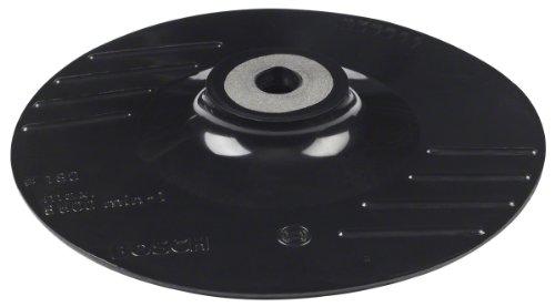 Bosch 2 609 256 258 - Platos lijadores para amoladoras angulares, sistema de sujeción, 115 mm
