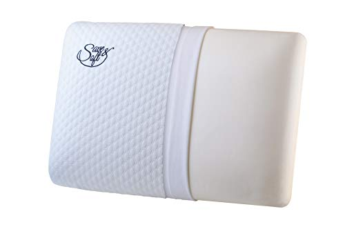 Orthopedic Memory Foam Pillow - Hypoallergenic Ergonomic Cervical Pillow Neck Support Pain Relief (Traditional 60*40cm)