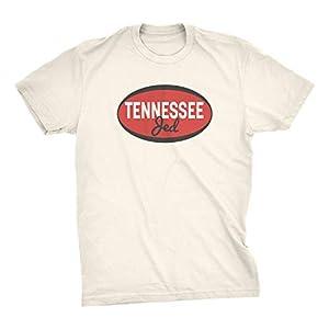 ZJ Emporium Tennessee Jed T-Shirt Genesee Jed Parody Shakedown Short Sleeve