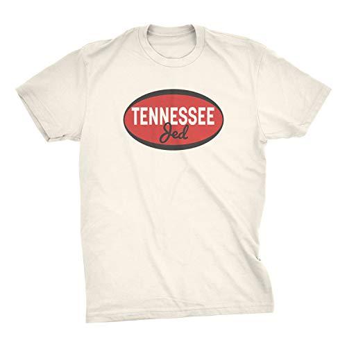 ZJ Emporium Tennessee Jed T-Shirt Genesee Parody Shakedown Short Sleeve (Small)