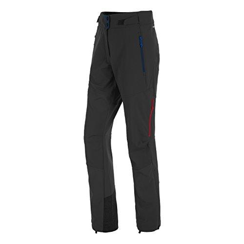 Salewa Ortles WS/DST W Reg PNT - Pantalon pour Femme, Couleur Noir, Taille 42/36