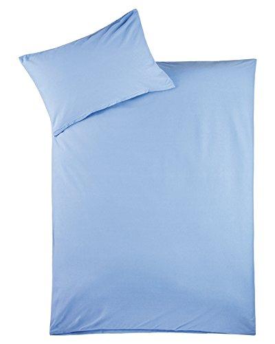 Draps de lit en jersey Julius Zöllner 8460147310, bleu